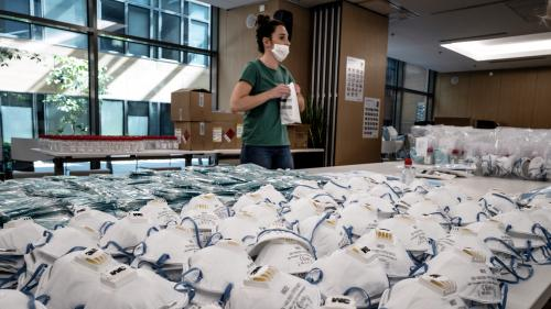 Coronavirus : les masques seuls ne sont pas