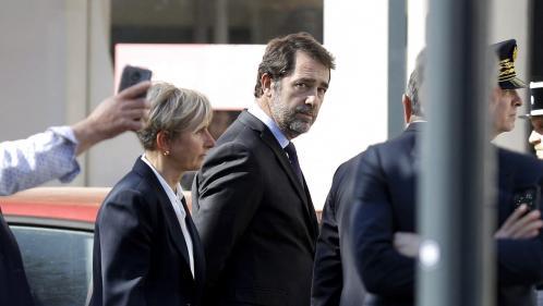 """Hausse des violences familiales pendant le confinement : """"Cette tendance se confirme"""", indique Christophe Castaner"""
