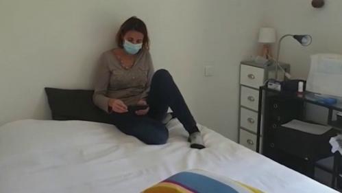 VIDEO. Coronavirus:le témoignage bouleversant d'une mère de famille atteinte du Covid-19