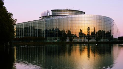 Coronavirus : le Parlement européen à Strasbourg transformé en centre de dépistage