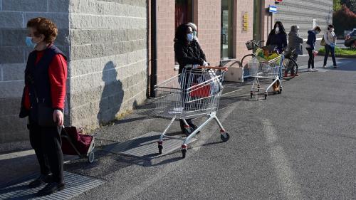 Coronavirus : en Italie, la crainte d'une crise économique après la crise sanitaire