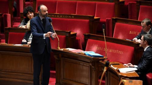 """Coronavirus : """"Le déconfinement n'est pas pour demain"""" en France, prévient Edouard Philippe"""