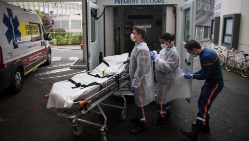 Coronavirus : l'épidémie a déjà fait plus de 10 000 morts en France