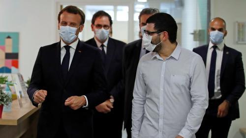 """Coronavirus : """" La crise, c'est tous les jours en Seine-Saint-Denis"""", réagit la maire de Bondy après la visite d'Emmanuel Macron dans le département"""