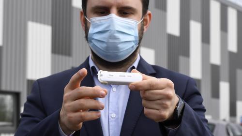 """Coronavirus : des """"tests fiables, à 10-15 euros, produits par millions en juillet"""", promet le fondateur de NG Biotech"""