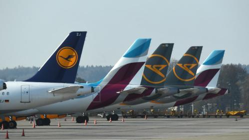 Coronavirus  : Airbus réduit sa production d'un tiers pour s'adapter à la demande