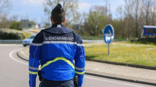 Creuse : les gendarmes patrouillent pour faire respecter les mesures de confinement