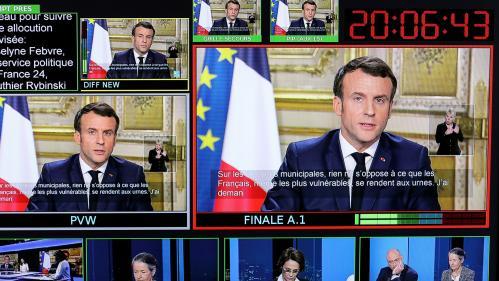 Allocution d'Emmanuel Macron : ce que les Français en attendent
