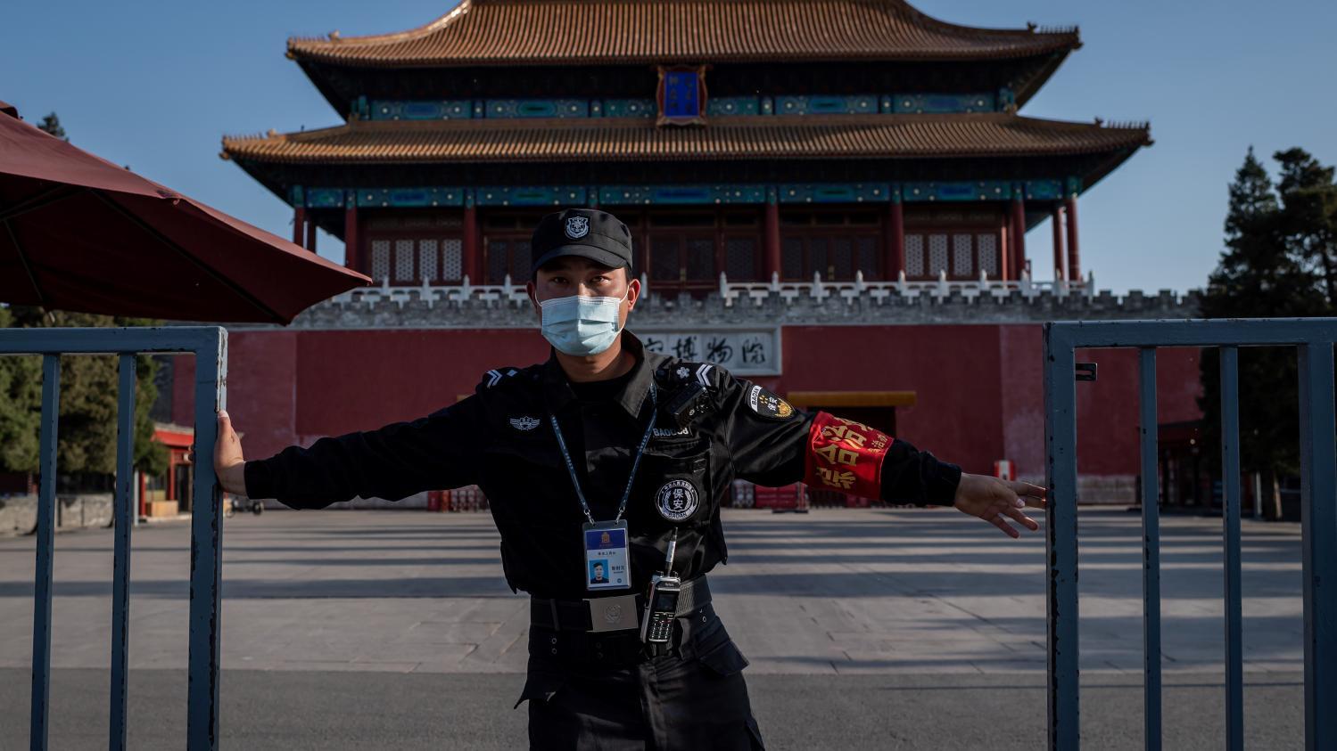 Coronavirus. Propagande chinoise et faux montage de la vidéo