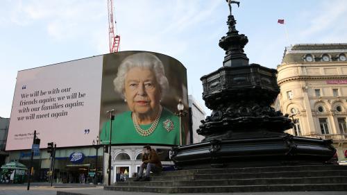 Coronavirus au Royaume-Uni : le message d'espoir de la reine