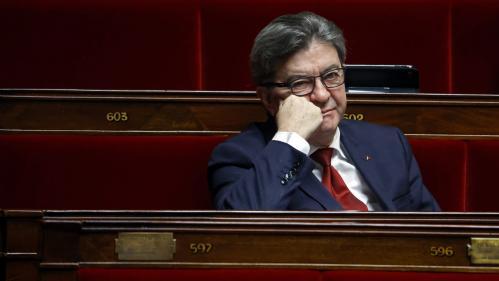 """Jean-Luc Mélenchon : """"J'aimerais rappeler que le 1er mai a été depuis toujours une mobilisation, pas une fête"""""""