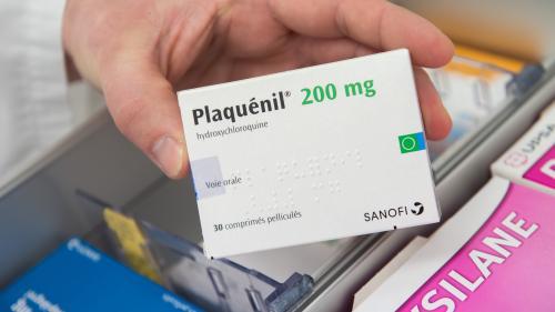 DIRECT. Coronavirus : l'hydroxychloroquine n'est plus autorisée en France, hors essais cliniques