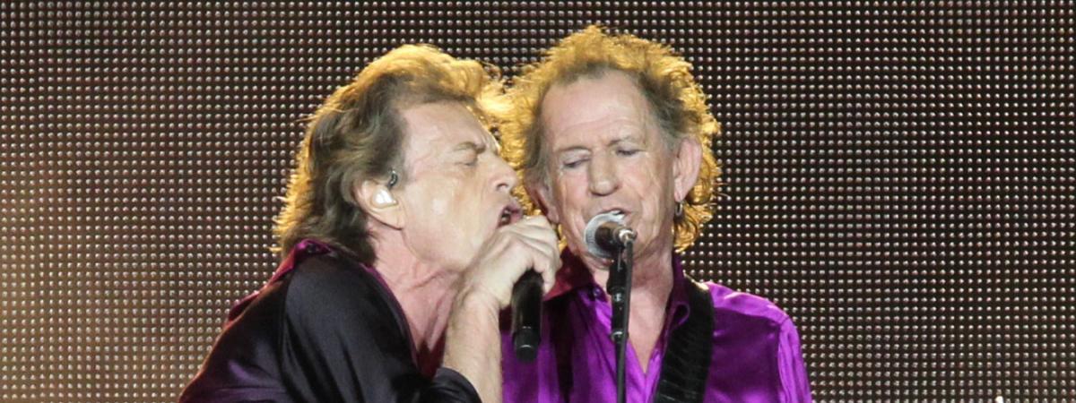"""Living in a Ghost Town"""" : les Rolling Stones dévoilent un morceau ..."""