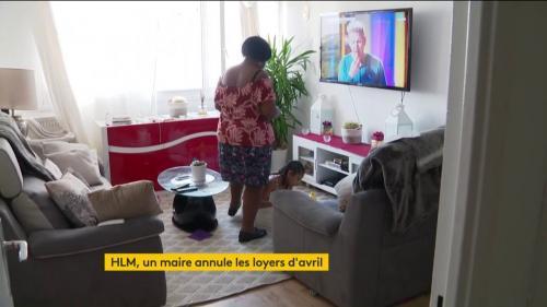 Coronavirus: face à la crise, un maire annule les loyers HLM d'avril