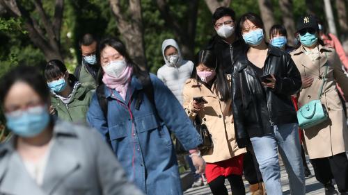 VIDEO. Le monde face au virus : le port du masque en Chine, en Allemagne, aux États-Unis et en Italie