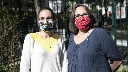 Le masque va-t-il devenir un accessoire tendance en France?