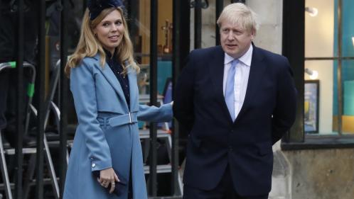 Royaume-Uni : Boris Johnson et sa fiancée Carrie Symonds annoncent la naissance de leur fils