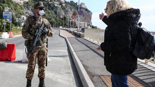 """DIRECT. Coronavirus : le maire de Nice veut des """"passeports sanitaires"""" pour les personnes entrant ou sortant de France"""