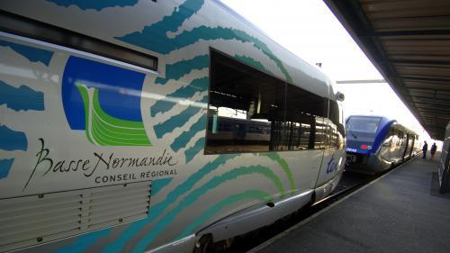Transports : les TER Paris-Normandie carburent au colza