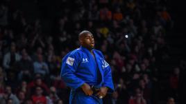 """Image de couverture - VIDEO. JO 2021 - Judo : """"On ne vient chercher que l'or, le reste serait impensable"""", affirme Laurent Calleja, coach de Teddy Riner"""