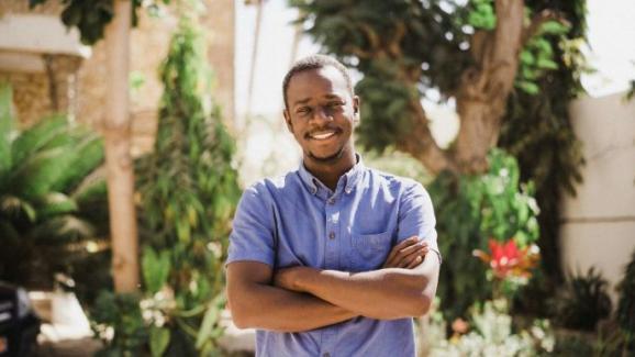 Le réalisateur sénégalais Mamadou Dia