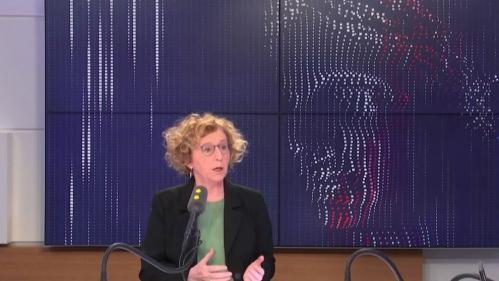"""Coronavirus : Muriel Pénicaud estime qu'il est """"raisonnable de dire"""" qu'un télétravail massif aura lieu au moins jusqu'à l'été"""