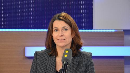 """Les annonces d'Emmanuel Macron ne sont """"pas du tout à la hauteur de la situation dramatique que traverse le monde de la culture"""", déplore Aurélie Filippetti"""