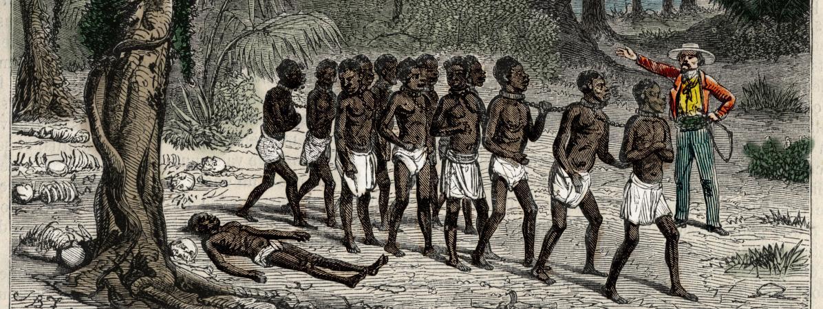L'histoire de l'esclavage s'écrit grâce à l'archéologie