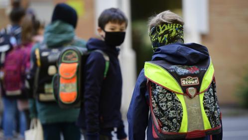 VIDEO. Le monde face au virus : le retour à l'école en en Allemagne, en Belgique, au Liban et en Italie