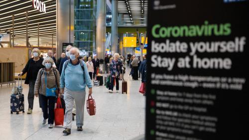 Coronavirus : une quarantaine de 14 jours imposée aux voyageurs arrivant au Royaume-Uni