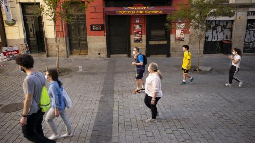 Coronavirus : en Espagne, le début du déconfinement retardé à Madrid et Barcelone