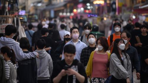 DIRECT. Coronavirus : la Corée du Sud enregistre une forte hausse du nombre de cas