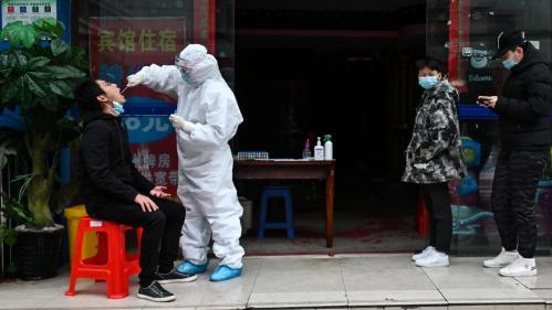 Coronavirus : une seconde vague crainte en Chine