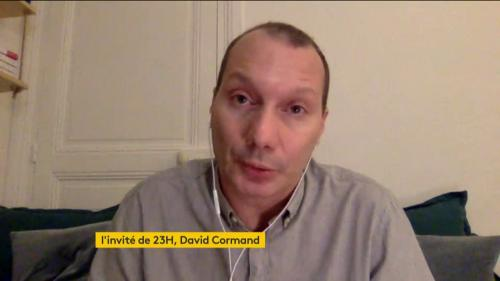 """Coronavirus :""""On n'est pas du tout à la fin de cette crise sanitaire"""", met en garde David Cormand (EELV)"""