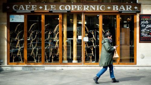 Confinement : les commerces français parmi ceux qui ont le plus souffert