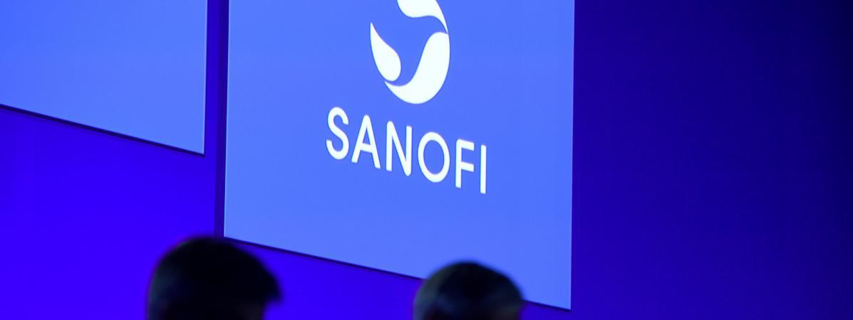 Réunion du groupe Sanofi à Paris (image d\'archives).