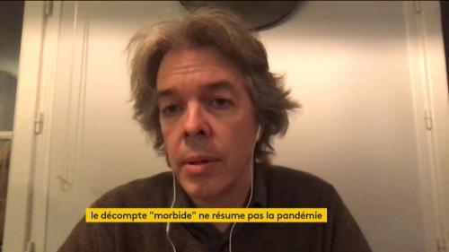 """Coronavirus :le dépistage """"n'est pas du flicage, mais de l'évidence"""" estimele PrJean-Daniel Lelièvre"""