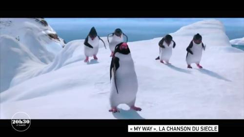 """VIDEO. Comment la chanson """"Comme d'habitude"""" est devenue un tube planétaire qui existe même... en version pingouin"""