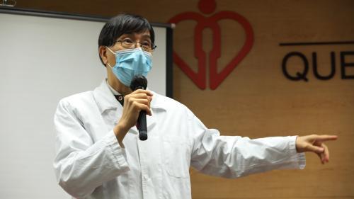 Coronavirus: des tests sur les hamsters prouvent l'efficacité des masques pour réduire le risque de contamination