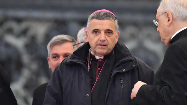"""Décision du Conseil d'État sur les lieux de culte : """"À moins de dix personnes, c'est un peu une question de bon sens"""", estime l'archevêque de Rouen"""