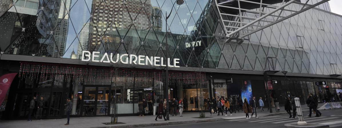 Coronavirus C Est La Justice Qui A Autorise Le Centre Commercial Beaugrenelle De Paris A Rouvrir