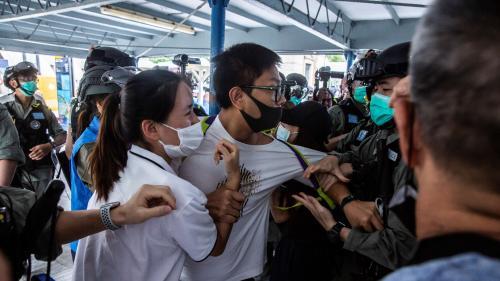 """""""Ceci est la fin de Hong Kong"""" : Pékin veut imposer sur l'île une nouvelle loi sur la sécurité nationale"""