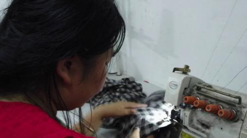 Chine : la grande dépression du textile