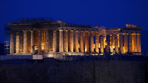 Athènes réclame à nouveau à Londres la restitution des marbres du Parthénon