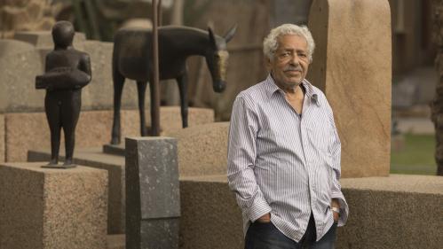 Le sculpteur égyptien Adam Henein, qui avait participé à la restauration du grand Sphinx de Guizeh, est mort à 91 ans   https://www.francetvinfo.fr/culture/patrimoine/archeologie/le-sculpteur-egyptien-adam-henein-qui-avait-participe-a-la-restauration-du-g
