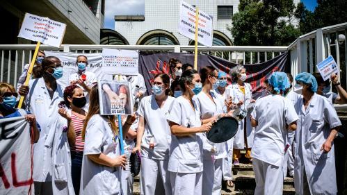 """""""Ségur de la santé"""" : les cinq chantiers qui attendent le gouvernement pour apporter des réponses à l'hôpital"""