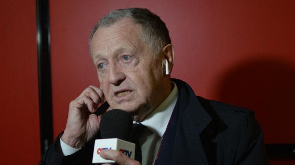 Football : le président de l'OL Jean-Michel Aulas écrit au Premier ministre pour demander la reprise de la Ligue 1