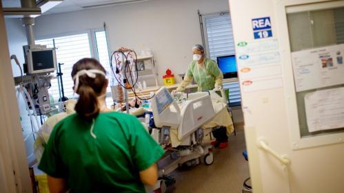 DIRECT. Coronavirus : le nombre de patients en réanimation poursuit sa baisse, avec 1609malades en soins intensifs
