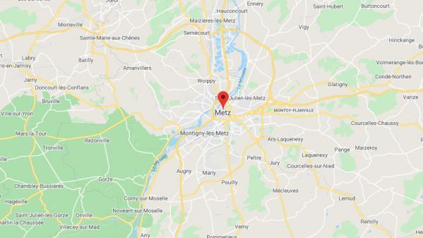Metz: cinq policiers appelés pour des violences conjugales agressés par un couple