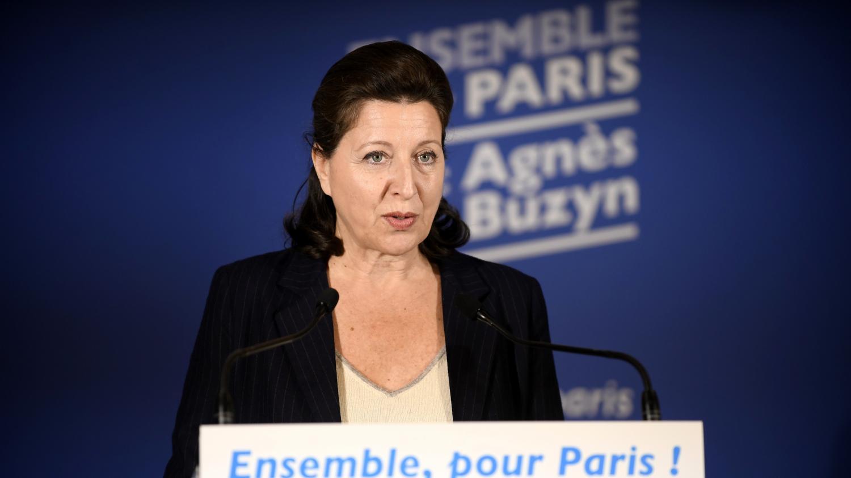Municipales à Paris : l'ancienne ministre de la Santé, Agnès Buzyn, annonce à ses têtes de liste qu'elle reste la candidate de La République en marche pour le second tour